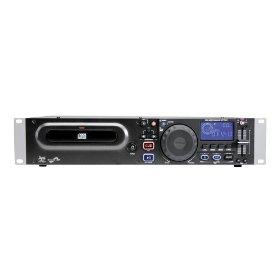 Gemini CDX-1200 Professional 2U Single CD Player
