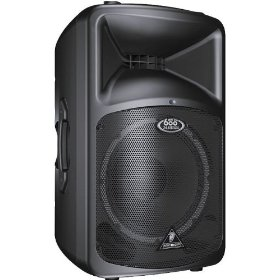 Behringer B512DSP Digital Processor-Controlled 600-Watt 12 PA Speaker System