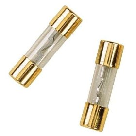 BOSS AUDIO GF20 GOLD 20A FUSE (5-PACK)