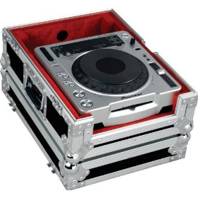 Marathon Flight Ready Case MA-CDJv2 Case for Pioneer CDJ1000, CDJ800, Denon Dn-S3500, Dn-S3700, And All Other Large Format CD/Digital Turntables