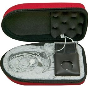 Musician's Gear Podster Case, Red