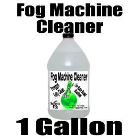 Fog Machine Cleaner - Froggys Fully Clean - 1 Gallon