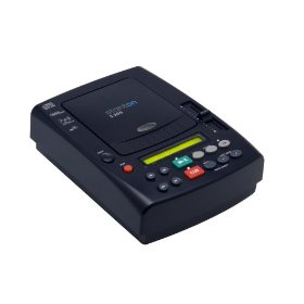 Tabletop CD Player with MP3 Compatibility