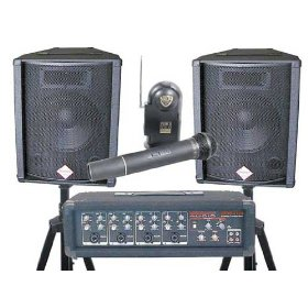 Nady MPM Compact Portable PA System