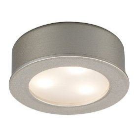 W.A.C. LED ROUND BUTTON LIGHTS 3X1W 3000K