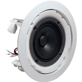 JBL 8124 In Ceiling Speaker 4 Inch Full Range With 70V/100V Taps 130 Degree Conical Coverage Priced and sold as a Pair