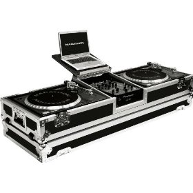 Marathon MA-DJ10WLT-BATTLE Flight Ready Case