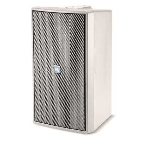 JBL Control 29AV1 Indoor Outdoor Speaker (8 inch, 300 watts, White)
