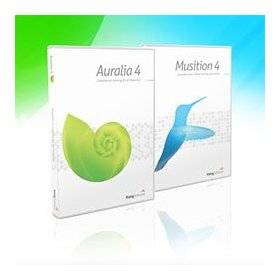 Auralia 4 & Musition 4 Bundle - Professional Edition