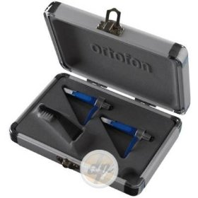 Ortofon Concorde DJ S Twin Pack - 2 x DJ Cartridges each fitted with stylus