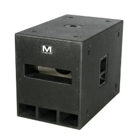 Marathon Rms-15Sw High Power Active 15-Inch Subwoofer System