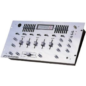 Professional DJ Mixer w/Digital Echo System