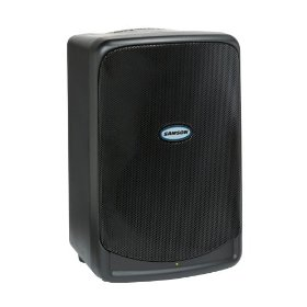 Samson XP40i Portable PA System with iPod Dock, 40 Watts