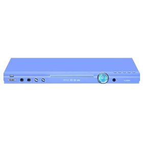 RJ-200B All Region Blue DVD Player with Karaoke