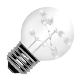 TCP 09323 LG16120VWH30K Globe LED Light Bulb