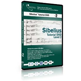 Sibelius Tutorial DVD - Level 2