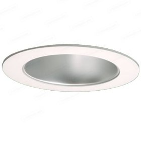 LED - 6 in. - White Reflector Trim with White Trim Ring - Halo 494P06