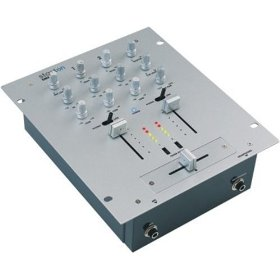 Stanton SMX-211 2-Channel DJ Mixer (with Fade Feature)