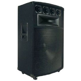 Pyle PADH1589 15-Inch 3-Way Speaker System