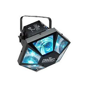 Chauvet Vue VI 6-channel DMX-512 rotating LED Moon Flower