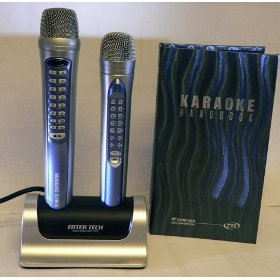 ED-9000 Party Package with Duet Microphone