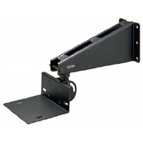 TOA HY-601B Wall Mount Swivel Bracket Designed for use with F-505WP Series Speakers, Black