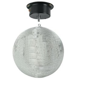 Mr Dj MBMP18 18-Inch Mirror Ball with Motor