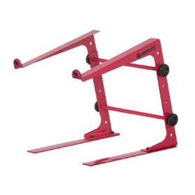 ODYSSEY LSTANDS RED LAPTOP STAND / STAND ALONE
