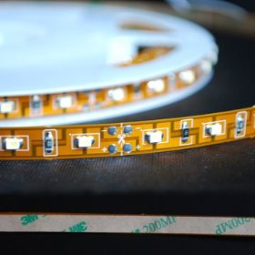 Flexible Lighting Strip 300 SMD LED Ribbon 5 Meter or 16.4 Ft 12 volt White, 2026wh