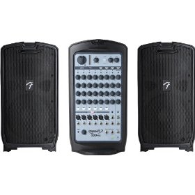Fender Passport 500 Pro 500-Watt Portable Sound System