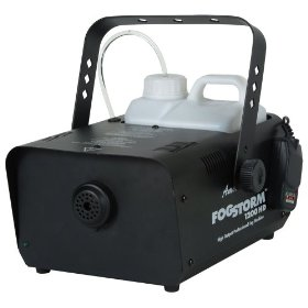 American DJ Fog Storm 1200HD 1200 Watt Fogger with Remote
