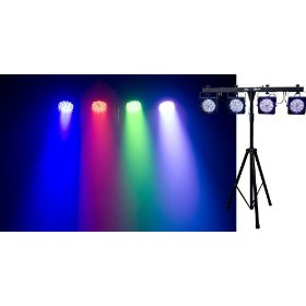 Chauvet 4 Bar Lighting System
