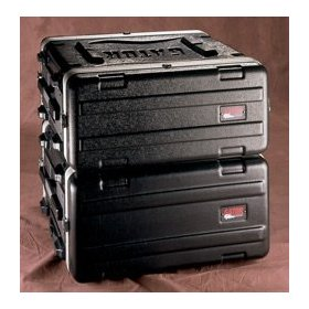 Gator Deluxe 19 Inch Rack Case, 4 Space