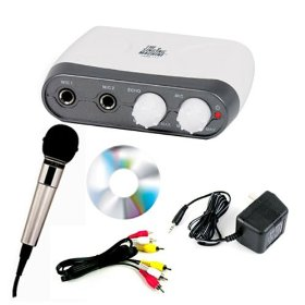 Singing Machine SMM-117 Karaoke Accessory - DVD Karaoke Converter - SMM-117