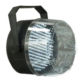American DJ Flash Shot DMX Variable Speed LED Strobe Light