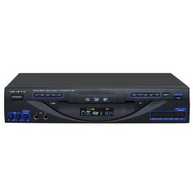 VocoPro DVX-880 PRO - Karaoke CD+G DVD Player