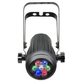 Chauvet COLORdash Accent Compact DMX RGBW LED Wash Light