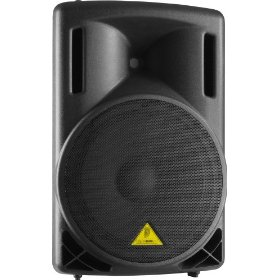 Behringer EurOlive B215XL 1000-Watt 2-Way Pa Speaker System with 15 Woofer And 1.75 Titanium Compression Driver (Black)