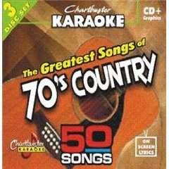 Karaoke: Greatest Songs of 70's Country