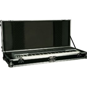 Marathon Flight Ready Case MA-Kb88W 88 Note Keyboard Case With Z-Lock Foam with Wheels