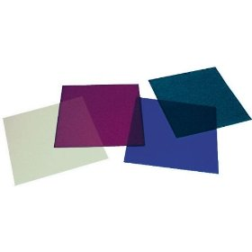 American DJ CGS-9C 9x9 Gel Sheet Packets C