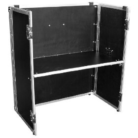 Marathon Flight Ready Case MA-DJstand Full Size Universal DJ Stand Fold Out for All Coffins 36W X 34H X 18.8D