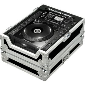 Marathon Flight Ready Case MA-CDJ2000 Case for Pioneer CDJ2000, And All Other Large Format CD/Digital Turntables