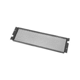 Odyssey ARSCLP03 3 Space Large Perforated Security Cover Rack Accessory