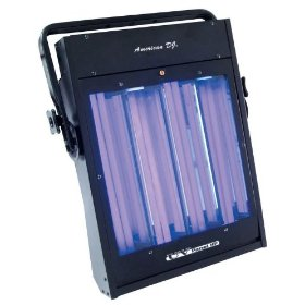 American DJ UV Panel High Output UV Wash light