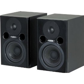 Fostex PM0.4 Powered Studio Monitors - Pair, ¹