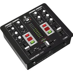 Brand New Behringer Professional 2-channel Dj Mixer with Usb/audio Interface, Bpm Counter, Vca Control, and Massive Software Bundle