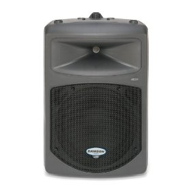 Samson dB300A 2-Way Powered PA Speaker, 300 Watts