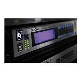 ELECTROVOICE DC-One Two-In-Six-Out Loudspeaker Processor