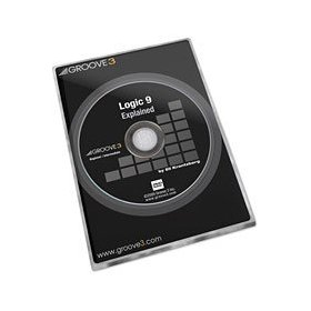 Logic 9 Explained (Tutorial DVD)